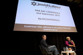 Margaret Hodge in conversation with Jonathan Freedland Jewish Labour Movement Conference, London - Jess Hurd - 2010s,2018,anti semitic,anti semitism,Belief,Conference,conferences,conviction,faith,FEMALE,GOD,jew,jewish,Jewish Labour Movement,jews,JLM,Johnathan Freedland,judaism,Labour Party,LIFE,London,Margaret