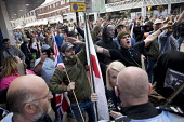 EDL national protest Worcester, against a potential mosque - Jess Hurd - 01-09-2018