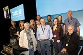 UCU delegation at TUC Congress, Manchester 2018 - Jess Hurd - 10-09-2018
