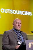 Mark Fairhurst POA speaking TUC Congress Manchester 2018 - John Harris - 10-09-2018