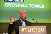 Matt Wrack FBU speaking TUC Congress Manchester 2018 - John Harris - 10-09-2018