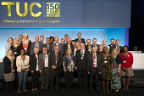 NASUWT delegation, TUC Congress Manchester 2018 - John Harris - 10-09-2018