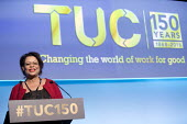 Gloria Mills UNISON, TUC Congress, Manchester 2018 - Jess Hurd - 2010s,2018,BAME,BAMEs,BEMM,BEMMS,Black,BME,bmes,conference,conferences,confernece,Congress,diversity,ethnic,ethnicity,female,Gloria Mills,Manchester,minorities,minority,people,person,persons,POC,trade