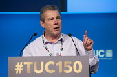 Mark Serwotka PCS speaking TUC conference 2018 Manchester - John Harris - 2010s,2018,conference,conferences,Gen Sec,Manchester,PCS,SPEAKER,SPEAKERS,speaking,SPEECH,trade union,trade unions,trades union,trades unions,TUC,TUC congress