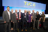 POA delegation TUC conference 2018 Manchester - John Harris - 2010s,2018,conference,conferences,delegate,delegates,delegation,FEMALE,Gen Sec,Manchester,people,person,persons,POA,trade union,trade unions,trades union,trades unions,TUC,TUC congress,woman,women