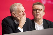 Jeremy Corbyn and Tom Watson, Labour Party Conference, Liverpool, 2018 - Jess Hurd - 23-09-2018
