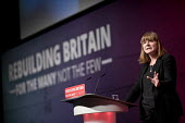 TUC speaker Sally Hunt UCU speaking Labour Party Conference, Liverpool, 2018 - Jess Hurd - 23-09-2018