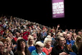 Delegates raising hands indicating wanting to speak, Labour Party Conference, Liverpool, 2018 - Jess Hurd - 2010s,2018,Conference,conferences,DELEGATE,Delegates,democracy,hands,Labour Party Conference,Liverpool,Party,people,POL,political,POLITICIAN,POLITICIANS,Politics,raising,VOTE,VOTES,voting