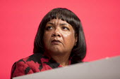 Diane Abbott MP Labour Party Conference, Liverpool, 2018 - Jess Hurd - 25-09-2018