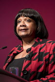 Diane Abbott MP speaking Labour Party Conference, Liverpool, 2018 - Jess Hurd - 25-09-2018