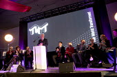The World Transformed rally with John McDonnell and shadow cabinet members, Labour Party Conference, Liverpool, 2018 - Jess Hurd - 2010s,2018,Conference,conferences,John McDonnell,Labour Party Conference,Left,left wing,Leftwing,Liverpool,Momentum,Party,POL,political,POLITICIAN,POLITICIANS,Politics,rallies,rally,shadow cabinet mem