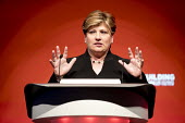 Emily Thornberry MP speaking Labour Party Conference, Liverpool, 2018 - Jess Hurd - 2010s,2018,Conference,conferences,Emily Thornberry,FEMALE,Labour Party Conference,Liverpool,MP,MPs,Party,people,person,persons,POL,political,politician,politicians,Politics,SPEAKER,SPEAKERS,speaking,S