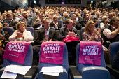 Making a Sucess of Brexit fringe meeting, Conservative Party Conference Birmingham 2018 - John Harris - 2010s,2018,Birmingham,Brexit,Conference,conferences,CONSERVATIVE,Conservative Party,Conservative Party Conference,conservatives,Making,meeting,MEETINGS,MP,MPs,Party,POL,political,politician,politician