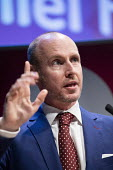 Daniel Hannan MEP speaking Making a Sucess of Brexit fringe meeting, Conservative Party Conference Birmingham 2018 - John Harris - 2010s,2018,Birmingham,Brexit,Conference,conferences,CONSERVATIVE,Conservative Party,Conservative Party Conference,conservatives,Making,meeting,MEETINGS,MEP,MP,MPs,Party,POL,political,politician,politi