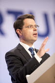 James Brokenshire speaking Conservative Party Conference, Birmingham, 2018 - Jess Hurd - 01-10-2018