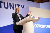 Sajid Javid speaking Conservative Party Conference, Birmingham, 2018 - Jess Hurd - 2010s,2018,Asian,Asians,BAME,BAMEs,Birmingham,Black,BME,bmes,Conference,conferences,Conservative Party Conference,diversity,ethnic,ethnicity,minorities,minority,MP,MPs,Party,people,poc,POL,political,p