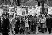 Health workers protest against the cuts, London 1976 - NLA - 17-11-1976