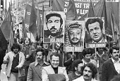 March for Palestine, London 1978 - NLA - 13-05-1978