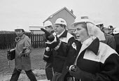 Margaret Thatcher visiting the Selby coalfield, 1980, Wistow colliery, Yorkshire - NLA - 14-03-1980