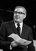 Jim Callaghan speaking 1971 Labour Party conference - Peter Arkell - 06-10-1971