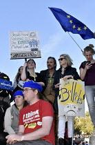 Peoples Vote March for the Future. London protest demanding a second referendum on the Brexit deal - Stefano Cagnoni - 2010s,2018,activist,activists,against,BREXIT,CAMPAIGNING,CAMPAIGNS,Democracy,DEMONSTRATING,demonstration,EU,Europe,European,European flag,European Union,europeans,experts,FLAG,flags,London,Michael Gov