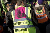 Extinction Rebellion nonviolent direct action against climate change, Parliament Square, London - Jess Hurd - 2010s,2018,activist,activists,against,campaign,campaigner,campaigners,campaigning,CAMPAIGNS,civil disobedience,Climate Change,DEMONSTRATING,demonstration,DEMONSTRATIONS,environment,environmental,Envir