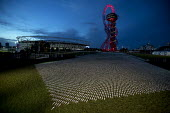 Shrouds of the Somme by Rob Heard, 72,396 figures representing British Commonwealth serviceman killed at the Somme who had no known grave, many were never recovered from the battlefields. Queen Elizab... - Jess Hurd - 08-11-2018