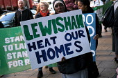 Residents of Eros House tower block protest about housing conditions, inadequate heating, disrepair, damp and anti social behaviour, supported by the Renters Union, Catford, Lewisham Council, South Lo... - Jess Hurd - 2010s,2018,activist,activists,against,anti social behaviour,BAME,BAMEs,Black,block,blocks,BME,bmes,brutalist,CAMPAIGNING,CAMPAIGNS,Catford,cold,communities,community,conditions,Council,Council Housing