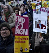 Stand Up To Racism protest London - Stefano Cagnoni - 17-11-2018