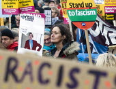 Stand Up To Racism protest London PCS members - Stefano Cagnoni - 17-11-2018
