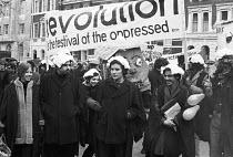 LSE students carnival, London, 1969 - NLA - 19-02-1969
