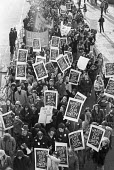 Students march against the cuts and in defence of their union, London 1980 - NLA - 1980,1980s,activist,activists,against,CAMPAIGNING,CAMPAIGNS,defence,DEFENSE,DEMONSTRATING,Demonstration,education cuts,London,member,member members,members,NUS,people,placard,placards,Protest,PROTESTE