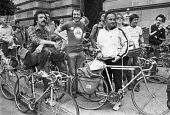 Ken Livingstone (C) London Cycling Campaign event, County Hall 1981 - NLA - 06-06-1981