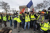 Paris, France Yellow Vest movement protest, Champs Elysees area - Jess Hurd - 2010s,2018,activist,activists,against,anger,angry,anti capitalism,Anti Capitalist,Austerity Cuts,CAMPAIGN,campaigner,campaigners,CAMPAIGNING,CAMPAIGNS,Champs Elysees,cities,City,DEMONSTRATING,Demonstr