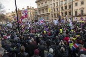 UKIP Brexit Betrayal protest with Tommy Robinson, Whitehall, London - Jess Hurd - 2010s,2018,activist,activists,against,bigotry,Brexit,Brexit Betrayal,campaign,campaigning,CAMPAIGNS,DEMONSTRATING,demonstration,DISCRIMINATION,EU,European Union,eurosceptic,Euroscepticism,eurosceptics
