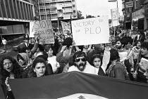 Protest against the Israeli invasion of Lebanon, London 1982 - NLA - 12-06-1982