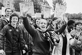 Students protest against education cuts, London 1982 - NLA - 14-10-1982
