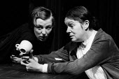 In Time Of Strife, Half Moon Theatre London 1985. 7:84 Theatre Company production written by Joe Corrie, a miner when he wrote the play after the 1926 General Strike and the six month lock out which f... - Stefano Cagnoni - 20-06-1985
