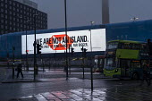 We are Not an Island, HSBC advertisement, Liverpool. We are part of something far, far bigger. Bank with us in 2019. HSBC has denied accusations that its campaign is anti Brexit but is about the impor... - Jess Hurd - 2010s,2019,advertisement,advertisements,advertising,against,anti,bank,banking,banks,billboard,billboards,Brexit,campaign,campaigning,CAMPAIGNS,CAPITALISM,capitalist,cities,City,EBF,Economic,Economy,EU
