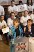 Kate Hoey MP speaking Leave Means Leave Rally, Central Hall Westminster, London - Jess Hurd - 17-01-2019