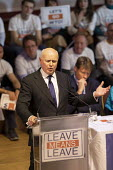Iain Duncan Smith speaking Leave Means Leave Rally, Central Hall Westminster, London - Jess Hurd - 2010s,2019,Brexit,campaign,campaigning,CAMPAIGNS,Central Hall,CONSERVATIVE,Conservative Party,conservatives,EU,European Union,Iain Duncan Smith,Leave,Leave means leave rally,London,MP,MPs,POL,politica