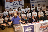 Tim Martin speaking Leave Means Leave Rally, Central Hall Westminster, London. - Jess Hurd - 17-01-2019