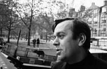 William Gaskill Director of SAVED by Edward Bond, Royal Court Theatre London 1965 - Patrick Eagar - 29-10-1965