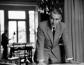 Sir William Holford, architect and town planner London 1961. Holford was the first town planner to be made a Lord, for his involvement with the development of post World War Two town planning in Brita... - Alan Vines - 1960s,1961,1st,ACE,architect,Architects,Baron Holford of Kemp Town,Culture,developer,developers,development,employee,employees,Employment,first,job,jobs,LBR,London,Lord,LORDS,male,man,men,people,perso