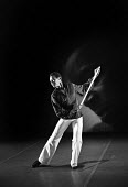 William Louther of the William Louther Dance & Theatre Corporation dance company performing Life Studies at The Place Theatre London 1976 - John Sturrock - 11-08-1976