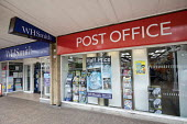 Post office in WH Smiths, Kingswood, Bristol - Paul Box - 2010s,2019,buying,commodities,commodity,consumer,consumers,counters,customer,customers,EBF,Economic,Economy,MAIL,outlet,outlets,Post Office,Post Office,Postal Service,public services,PURCHASES,PURCHAS