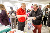Unite South West Jobs day. Jobs and training Fair, Bristol - Paul Box - 09-11-2016