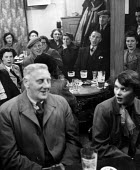 Ladies Night, Working Mens Club Selby Yorkshire 1954 - Phil Preston - 08-01-1954