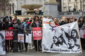 Million Women Rise demanding an end to male violence in all its forms against women and girls, Westminster, London. - Jess Hurd - 09-03-2019