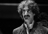 Frank Zappa with LSO, Barbican, London 1983. Zappa talking about his concert with the London Symphony Orchestra; - NLA - 06-01-1983